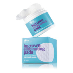 Bliss Ingrown Eliminator Pads_bliss