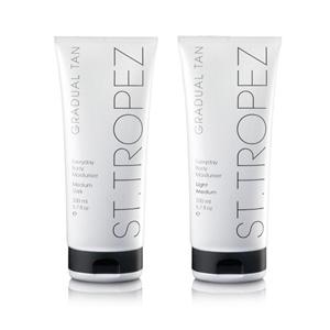 Gradual Tan Tinted Multi-Benefit Skin Perfector – Body_StTropez